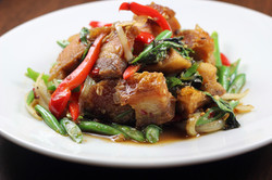 Ka Pow Crispy Pork