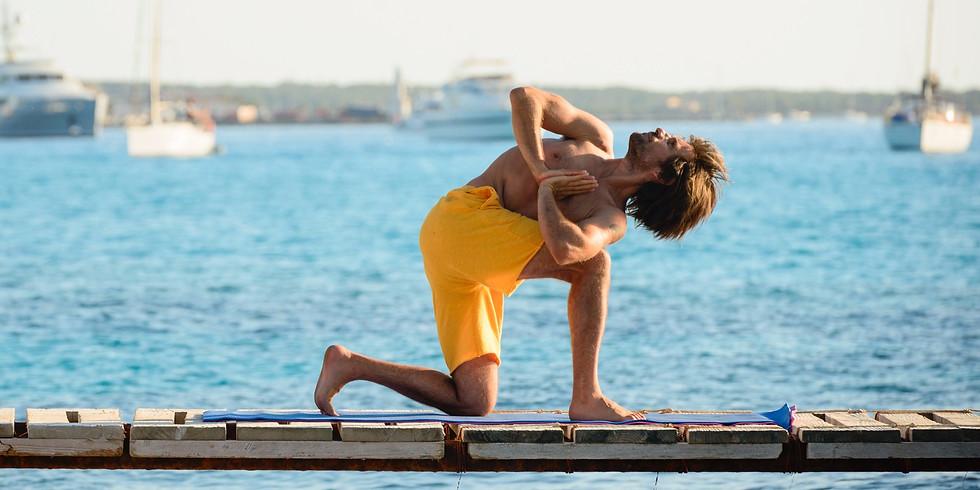 Dharma Yoga with Yiannis Andritsos