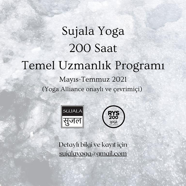 Sujala Yoga 200 Saat Temel Uzmanlık Programı
