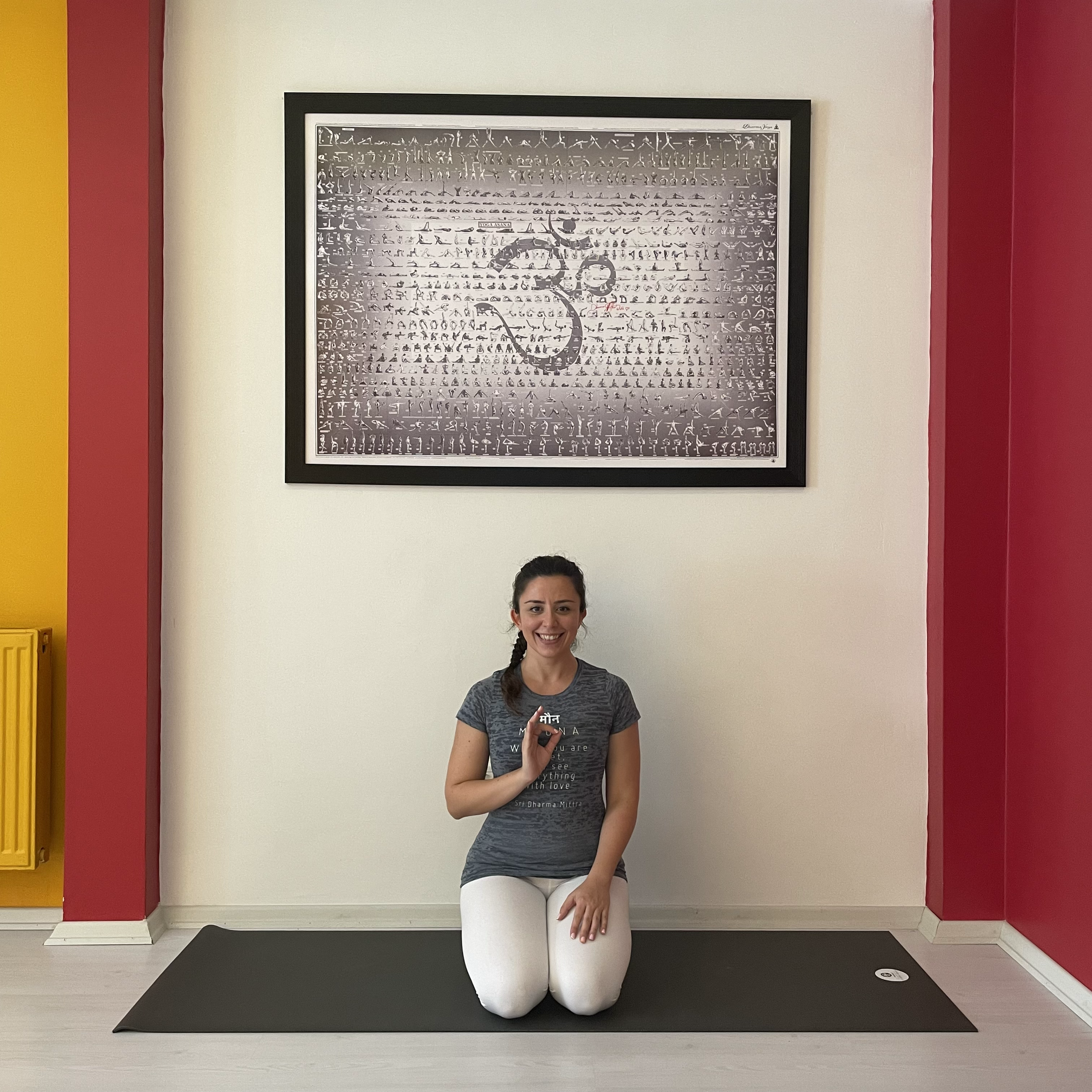 Dharma Yoga (Perşembe 20:00)