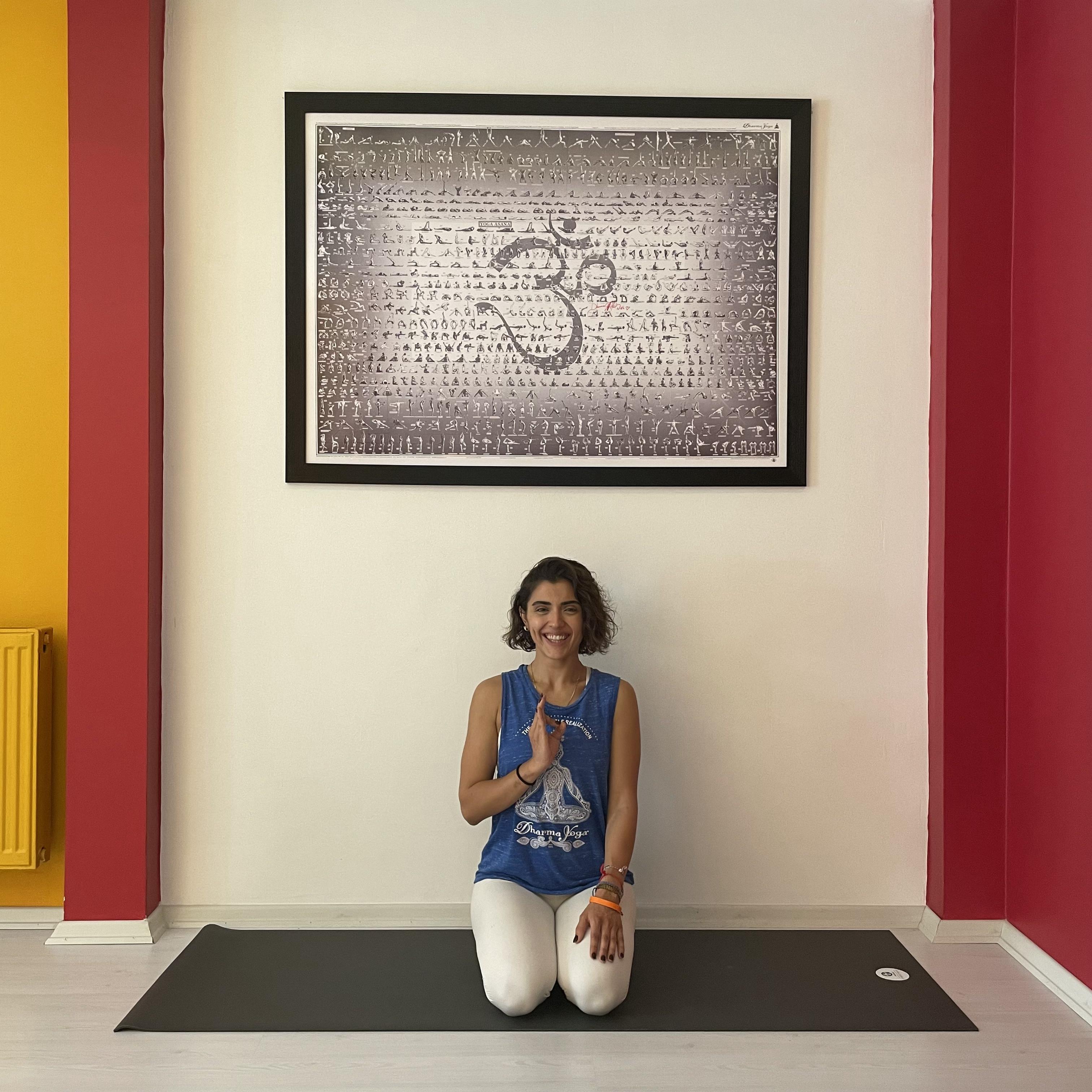 Dharma Yoga (Pazartesi 18:00)