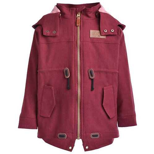 Manteau de ville pour fille Amour passion - L&P