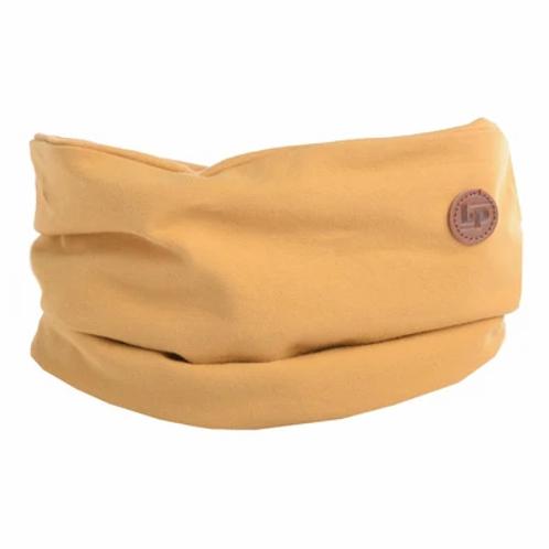 Foulard coton jaune doré - L&P