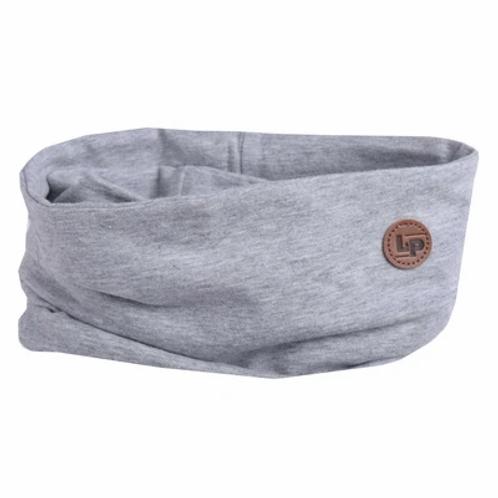 Foulard coton gris -  L&P