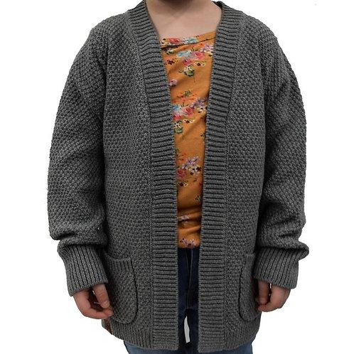 Veste en tricot (Bohème)