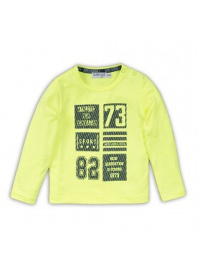 Chandail manches longues Fluo