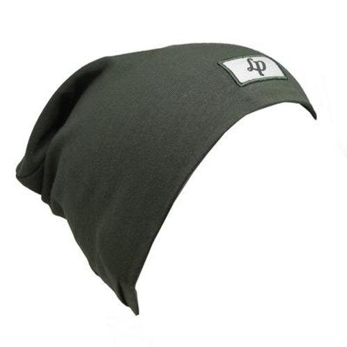 Tuque coton vert camo - L&P