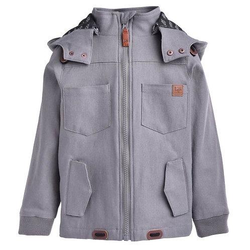 Manteau de ville garçons Gris nuageux - L&P