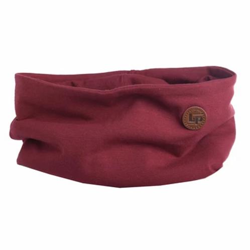 Foulard coton bourgogne -  L&P