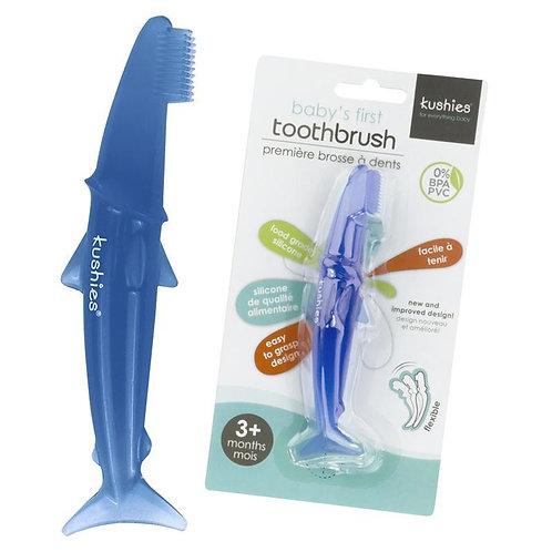 Première brosse à dent(Couleurs variées) -  Kushies
