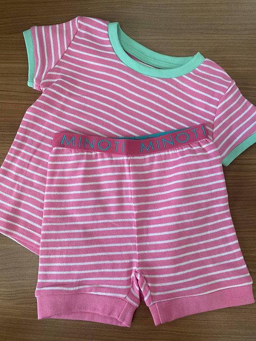 Pyjama 2pcs Ligne - Minoti