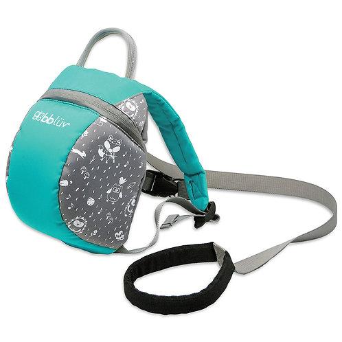 Päk sac à dos avec sangles de sécurité amovible Turquoise - BBLÜV