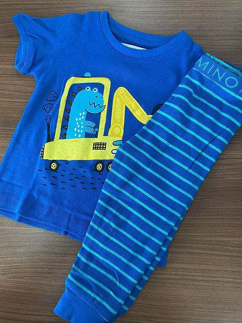 Pyjama 2pcs Dino - Minoti