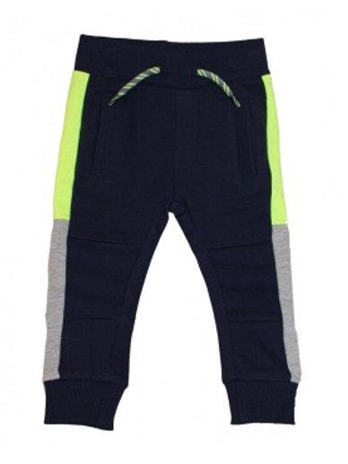 Pantalon style jogging Fluo