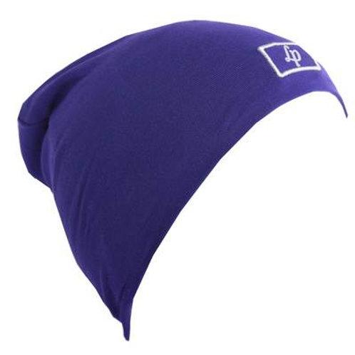 Tuque coton indigo - L&P