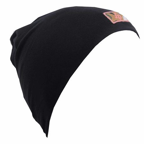 Tuque coton noir neiva - L&P