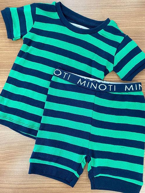 Pyjama 2pcs rayé - Minoti