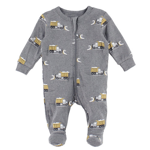 Pyjama Pelle à neige - Petit lem