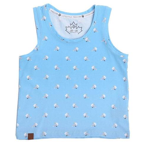 Camisole Seagull Blue - L&P