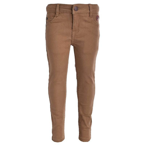 Pantalon skinny Beige - L&P