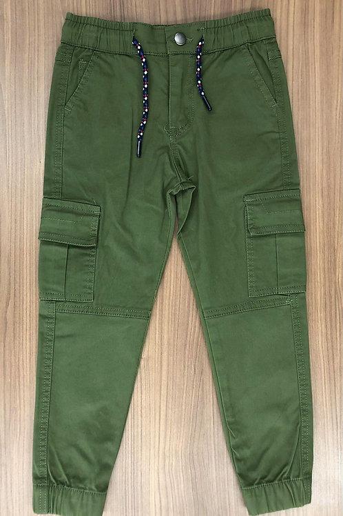 Pantalon style cargo(Couleurs variées) - M.I.D.