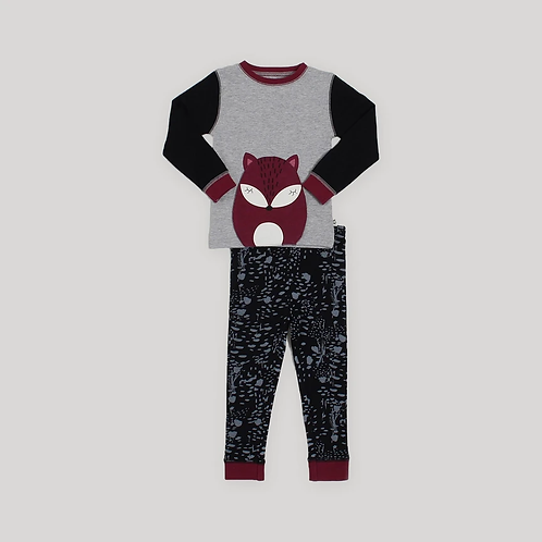Pyjama 2pcs renard -  SnugaBye