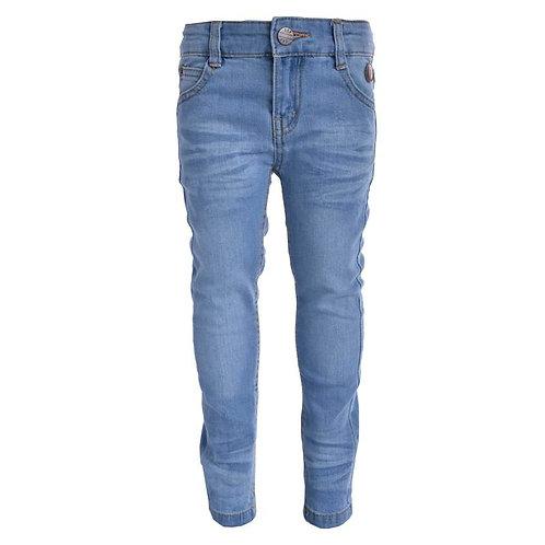 Pantalon skinny jeans pâle - L&P