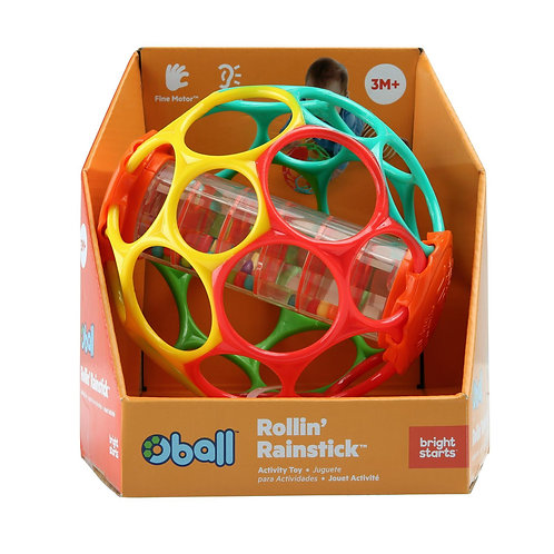 Rollin' Rainstick Hochet - Oball