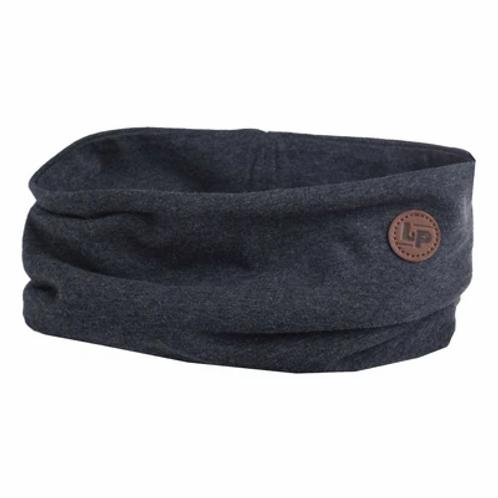 Foulard coton charcoal - L&P