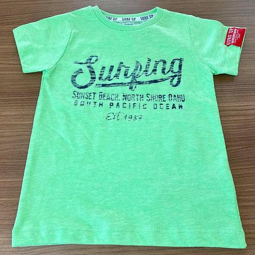 T-shirt surfing - Dirkje