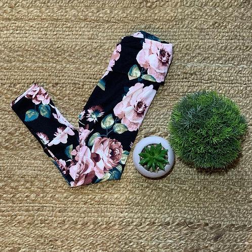 Legging évolutif fleuris morrocan - Mamie&Cie