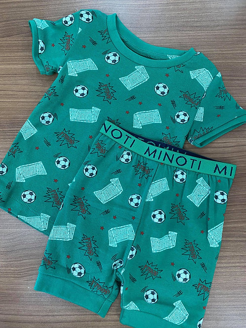 Pyjama 2pcs soccer - Minoti