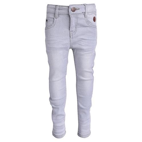 Pantalon skinny Gris pâle - L&P