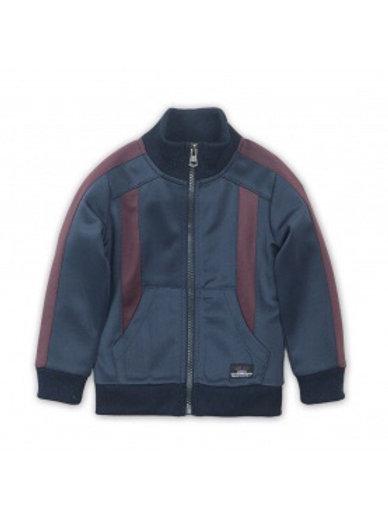 Chandail style veste à zip