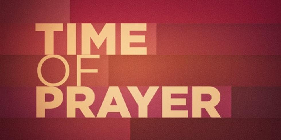 Covid-19 Prayer Summit