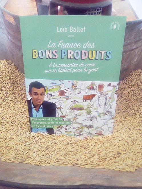 """Livre """"La France des bons produits"""""""