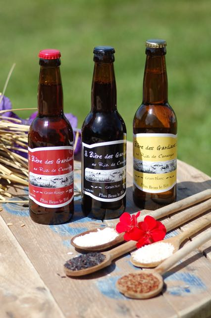 Our rice beers