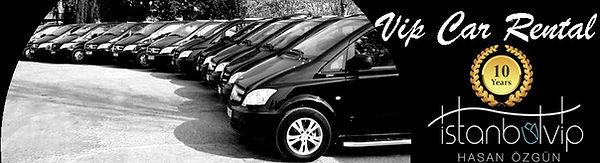 vip car rental istanbul