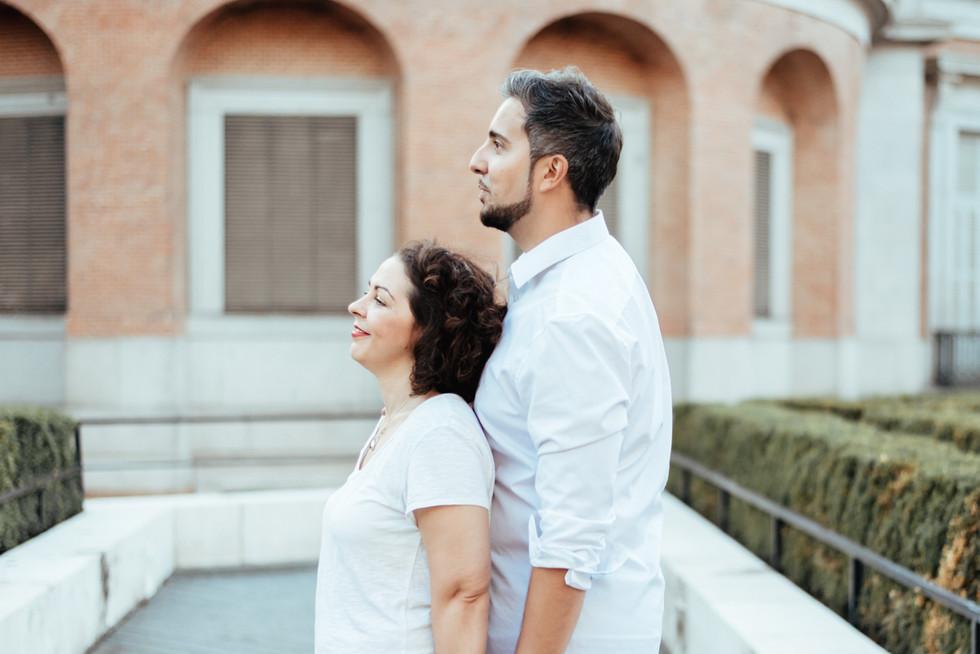 Miguel Serna fotografía de pareja