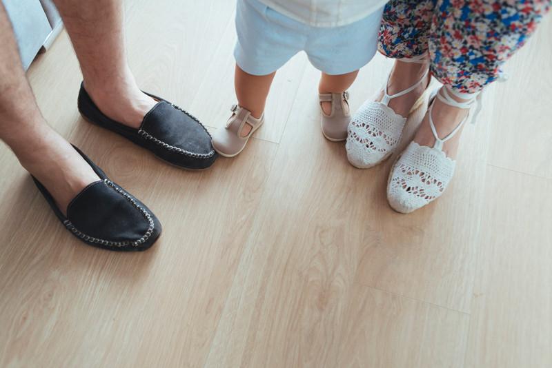 Miguel Serna fotografía de familia