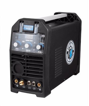 BLUEARC-200STI  200A, 110/220V dual voltage, DC TIG & Stick Inverter