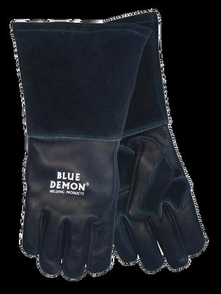 Blue Demon MIG Black Premium Welding Gloves