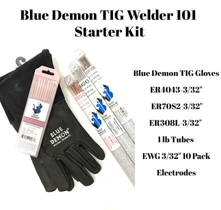 TIG Welder Starter Kit