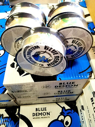 308LFC-O .035 1lb 5 Pack Stainless Steel Welding Wire Blue Demon