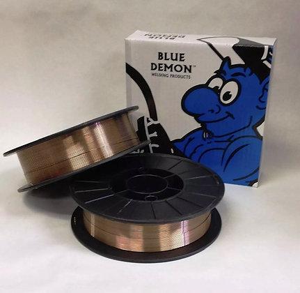 ER70S-6 .030 X 11 Lb 2 Pack Welding Wire Blue Demon
