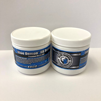 Blue Demon BB Butter premium nozzle gel, 16oz jar, 2 PACK