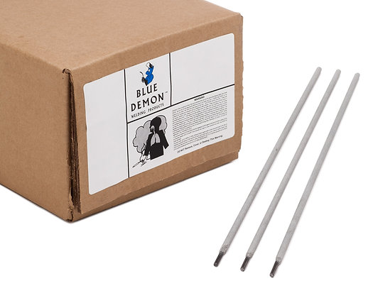 E6022 X 5/32in X 14in X 50 lb Carton welding electrode for roof decking