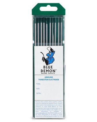EWP Green Tungsten Electrodes Blue Demon