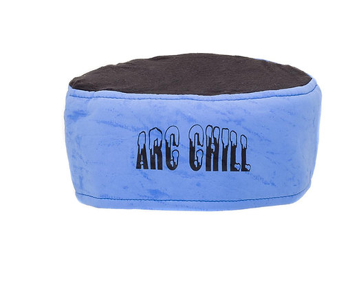 Arc-Chill Welding Beanie, Blue Demon