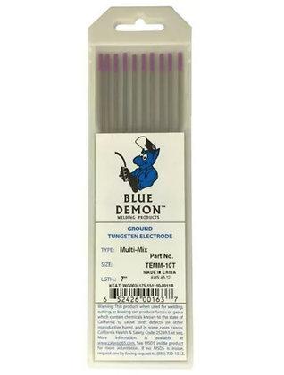EWG Pink Tip Tungsten Electrodes Blue Demon